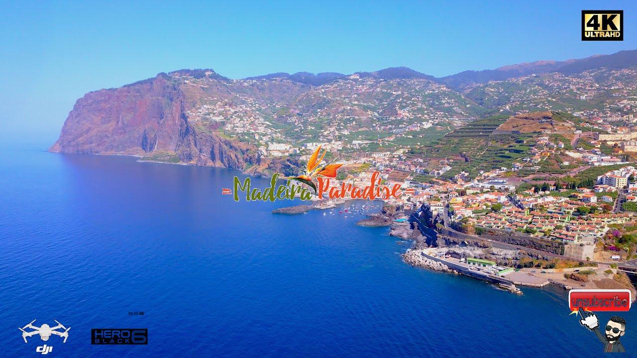 Madeira islands 2018 4k #drone # hero6
