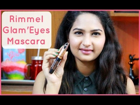 Review - Rimmel Glam'Eyes Lash Flirt Mascara     Deepika Elleedu