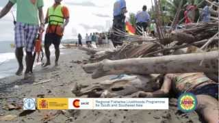 Barangay San Antonio, Katipunan, ZaNorte in Drill to Reduce Disaster Risk