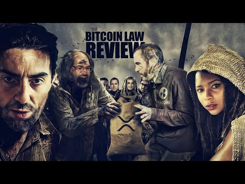 Bitcoin Law Review - Ripple Vs YouTube, EOS Class Action, G20 Vs StableCoins & More