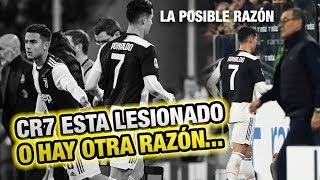 Sarri ENLOQUECIO saca a CR7 Otra Vez y Gana con Golazo de Dybala Juventus vs Milan 1 0