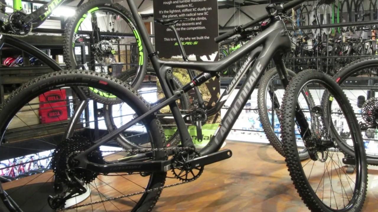 91a71d943f7 CANNONDALE Scalpel Si Carbon 3 Eagle (2018) – Bike Addict