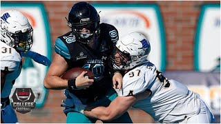 Check out highlights as the appalachian state mountaineers travel to face no. 15 coastal carolina chanticleers in week 12 of 2020 college football se...