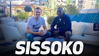 INTERVIEW | MOUSSA SISSOKO PREVIEWS CHAMPIONS LEAGUE FINAL AND ANSWERS YOUR QUESTIONS!