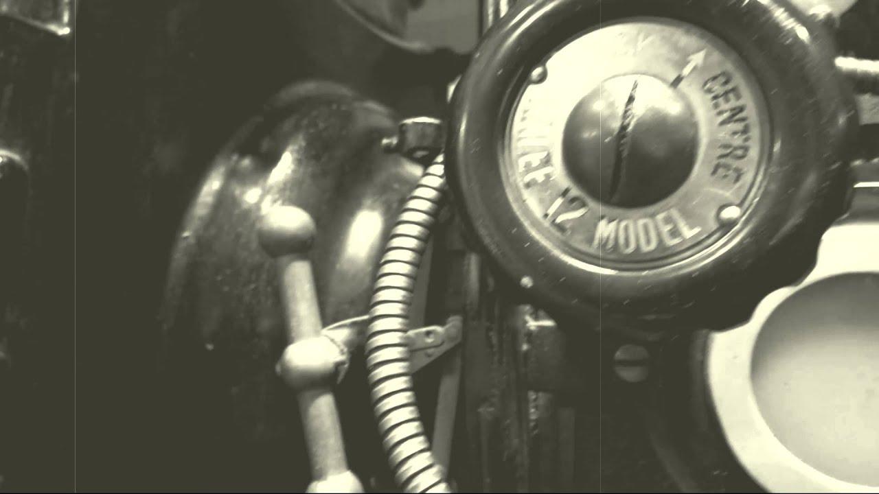 Coatbridge Old Cinema Projector