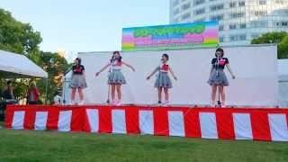 2015年4月26日(日) 福岡県福岡市天神 天神中央公園で行われたグローバル...