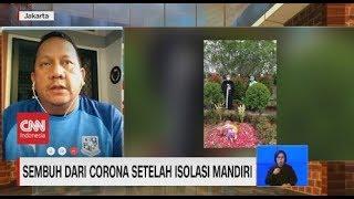 Gambar cover Sembuh Dari Corona Setelah Isolasi Mandiri