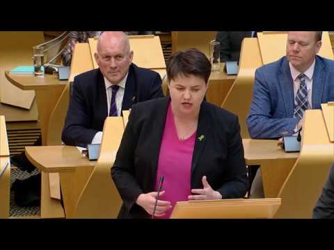First Minister's Questions - 17 May 2018