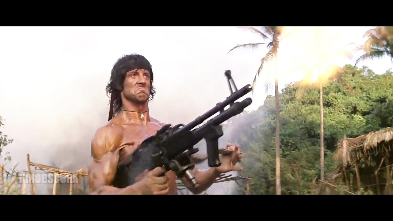 Download Rambo: First Blood Part II (1985) - The Final Battle Scene