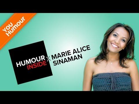 HUMOUR INSIDE - Marie-Alice Sinaman