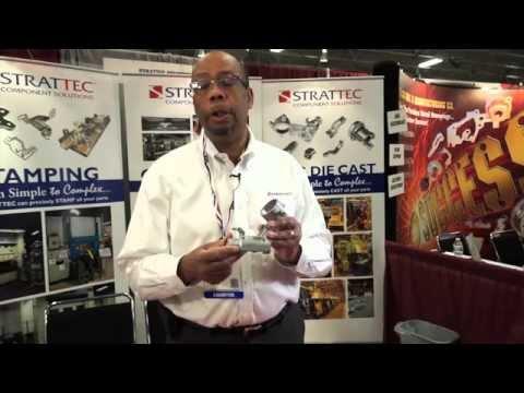Zinc Die Casting vs Aluminum Casting - STRATTEC