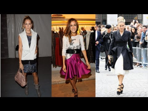 How to Dress Like Sarah Jessica Parker!