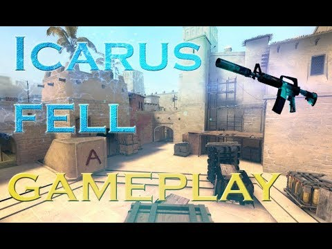 CSGO - M4A1-S Icarus Fell (Factory New) Gameplay