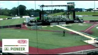 Dupont-pioneer Summer Concert Series Time Lapse Of Gary Allan Concert