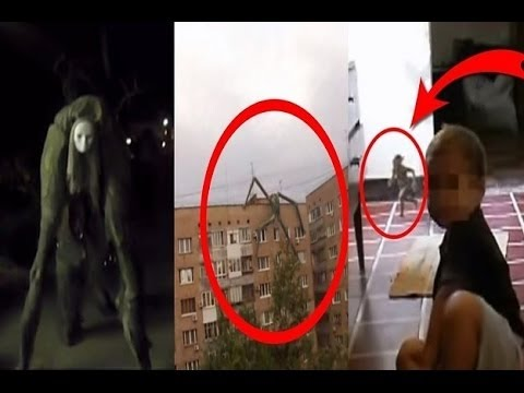 10 ATERRADORAS criaturas misteriosas captadas en video