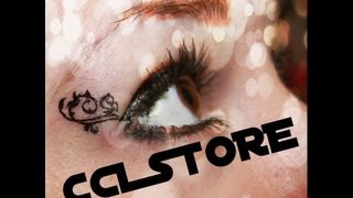 Temporary Eye Tattoos!! (CCLSTORE Review) Thumbnail