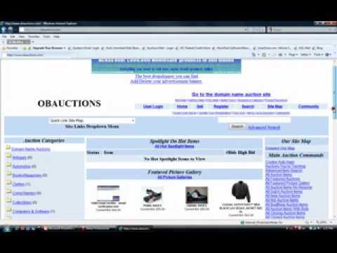 Obauctions - Free Ebay Alternative, Free Auction Site