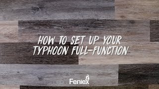 Feniex Flash // How to Set Up Your Typhoon Full-Function