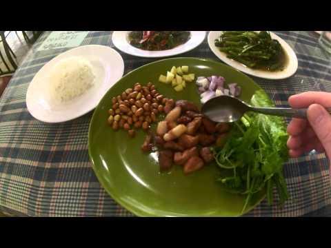 BANGKOK THAI FOOD BREAKFAST - DERBY KING by Chef Tummy -  ปุ้มปุ้ยหมูสามชั้น