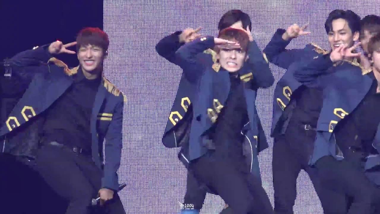 160624 NY K-CON #정한 Focus BANG + Sorry Sorry + 풍선