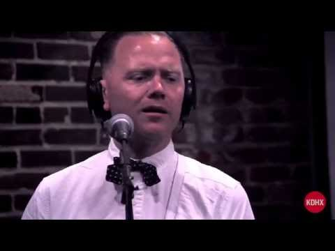 """C.W. Stoneking """"The Thing I Done"""" Live at KDHX 6/05/16"""