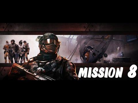 Modern Combat 4: Zero Hour Walkthrough - Mission 8: Endstation/Terminus