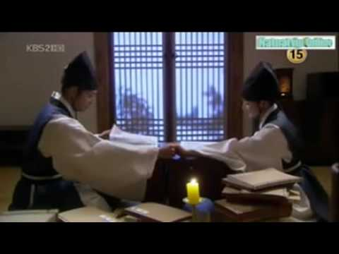 Sungkyunkwan Scandal OST (Found by JYJ) Micky Yoochun & Park Min Young