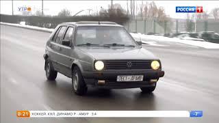 volkswagen Golf 2 серии.Видео обзор.Тест драйв