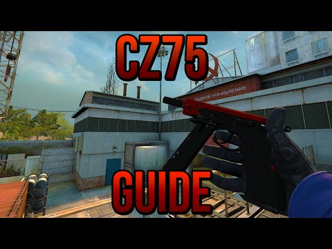 CZ75 Guide - Use the CZ75 to it's full potential - 3 Tips