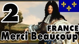 Europa Universalis IV - Mare Nostrum - Merci Beaucoup - France #2 (English Series)