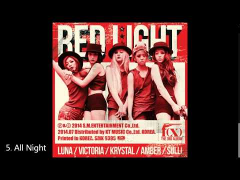 F(x) - Red Light Vol 3 [Full Album]