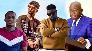 I Hãte What Sarkodie Did, I Never Knew Our Song Was Endorsement For Akufo-Addo - Kuami Eugene Speaks