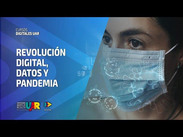 Curso Revolución Digital: Datos y pandemia [Semana 4] Entrevista Claudio Gutiérrez