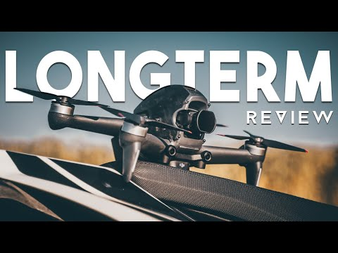 DJI FPV Drone LONGTERM Review - NOT For Everyone.