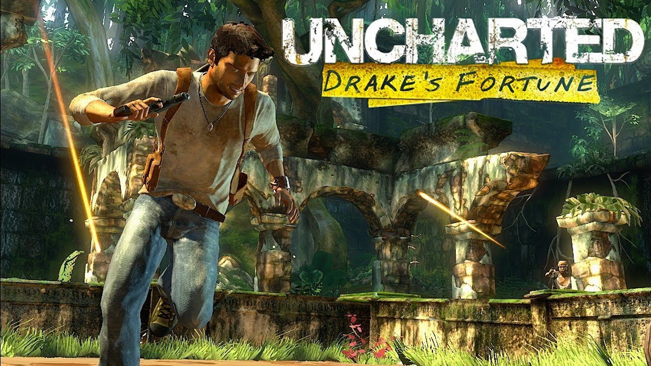 UNCHARTED: DRAKES FORTUNE #15 - Na trilha do tesouro (PS4 Gameplay ...