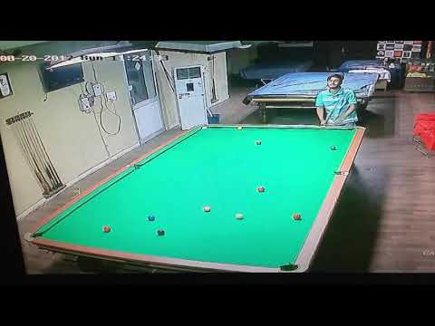 All india  6red snooker championship clearance in amritsar by Dilsher singh