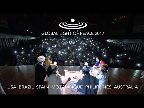MV World Peace through Inner Peace (GLOP 2017 Highlights)