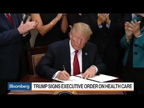 The Insurance Implications of Trump's Health-Care Order
