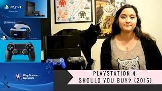 PlayStation 4 Should You Buy it Now? (2016)(Please watch: