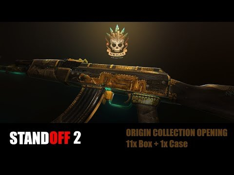 Standoff 2 - Origin Opening (11x Box + 1x Case)
