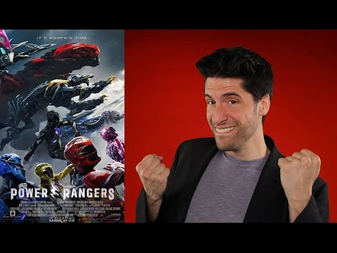Power Rangers – Movie Review