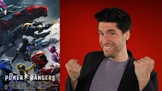 Power Rangers - Movie Review by : Jeremy Jahns