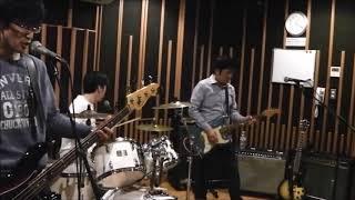 TRICERATOPSさんのGLITTERを姫路スタジオにて。 CROSSOVER結成5年目、...