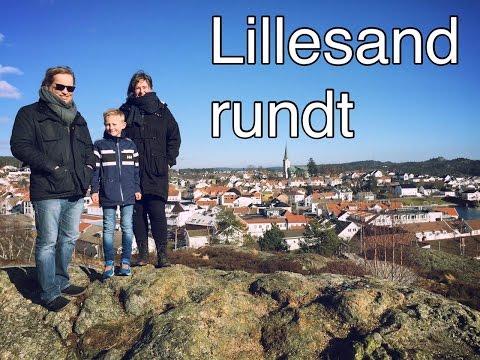 BESØK I LILLESAND