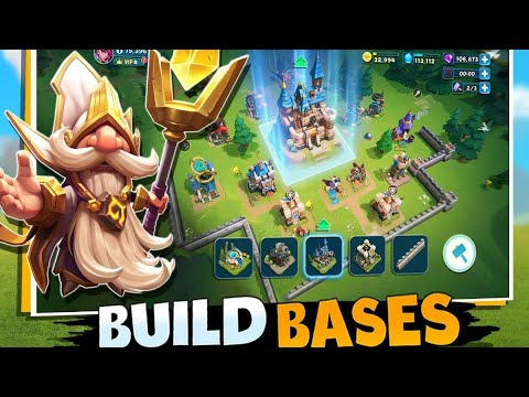 Castle Clash: New Dawn Game Play