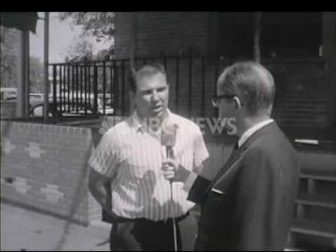 Tippit shooting aftermath witness Warren Reynolds ( he was shot 1-23-64 )