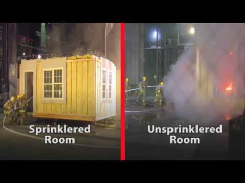 The Environmental Impact of Automatic Fire Sprinklers - FM Global & HFSC