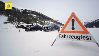 Pneumatici estivi con catene da neve VS pneumatici invernali
