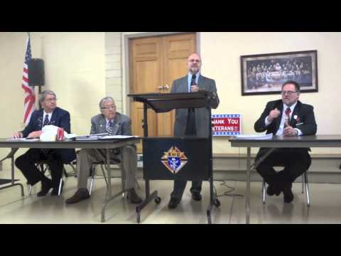 KC Fourth Degree of WI Eastern District Master Meeting Sept 22 2012 Part 2