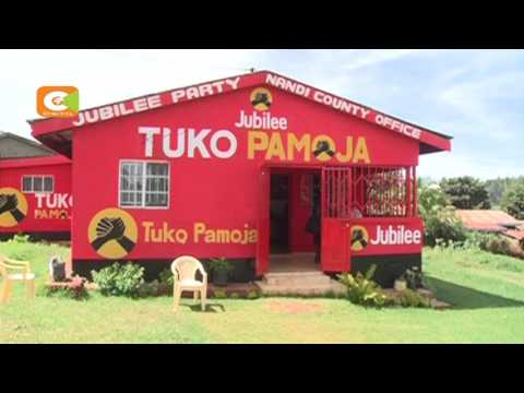 Security tightened, poll materials distributed in Nandi Jubilee primaries